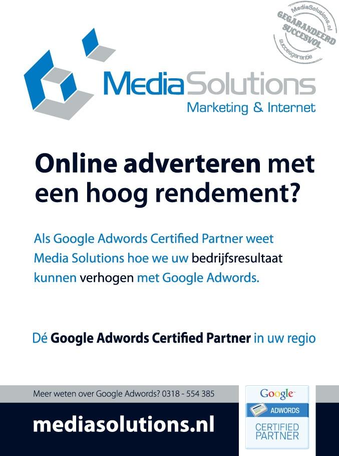 Online adverteren met Google Adwords