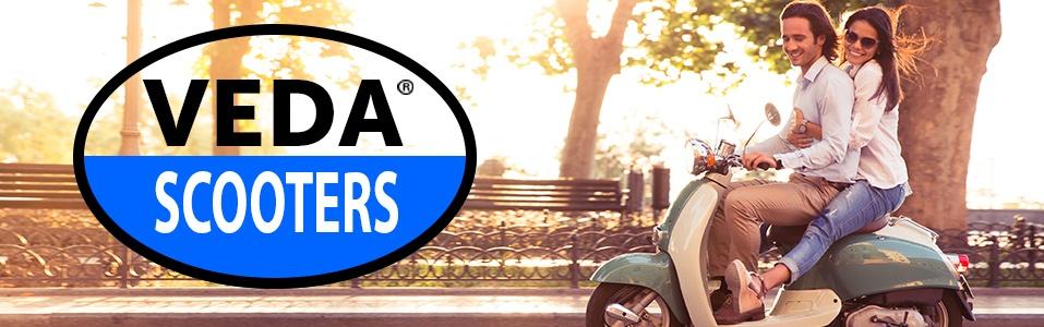 Welkom Veda Scooters!