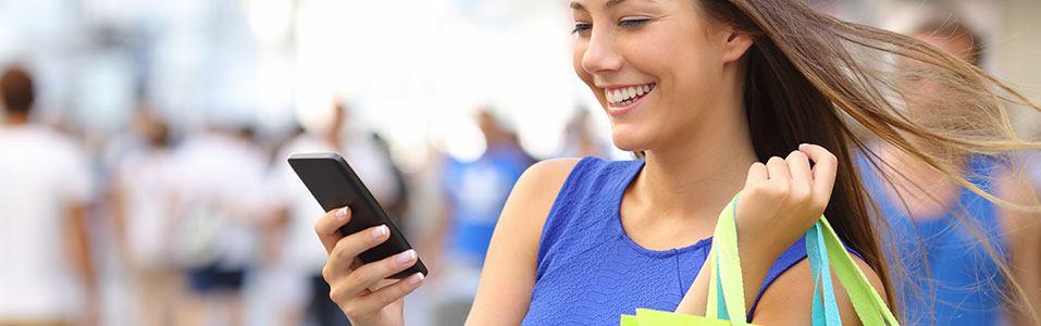 Mobiel siteverkeer blijft stijgen