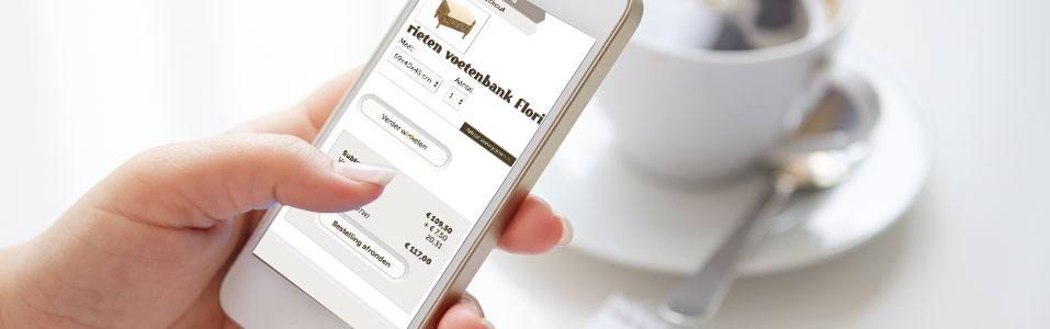 Aantal mobiele aankopen stijgt aanzienlijk