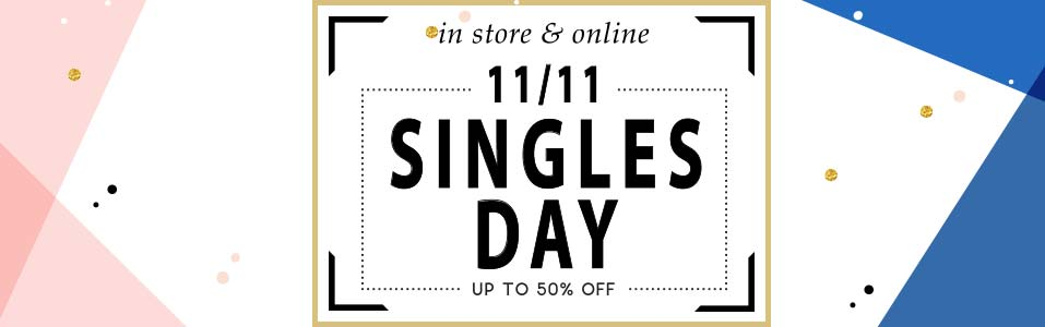 Doe jij al mee met Singles Day?