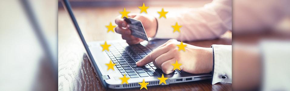 Online shoppen binnen Europa wordt makkelijker