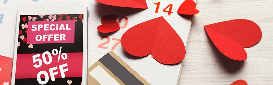 Ben jij klaar voor last minute Valentijns aankopen?