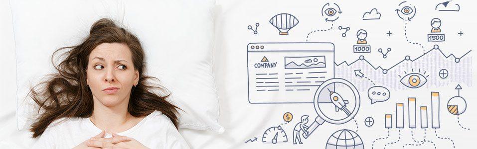 Lig jij wakker van jouw webwinkel?