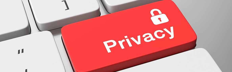 Privacy wet treedt vandaag in werking.