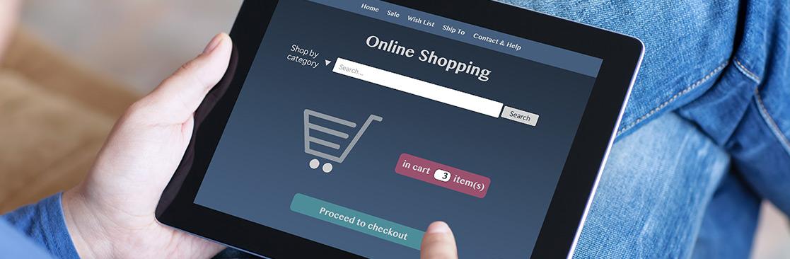 Online aankopen blijft stijgen