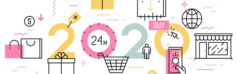 Online trends voor 2020