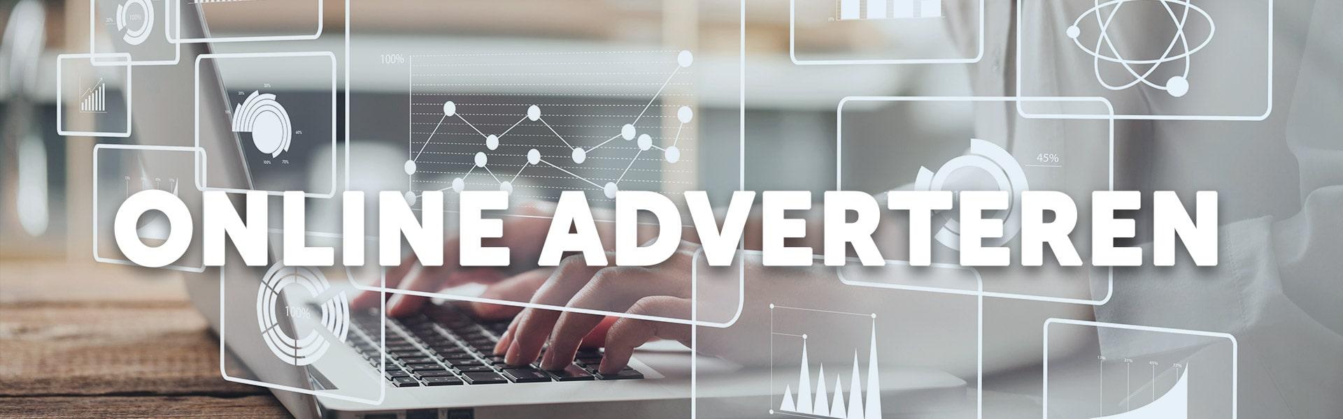 Online adverteren blijft groeien