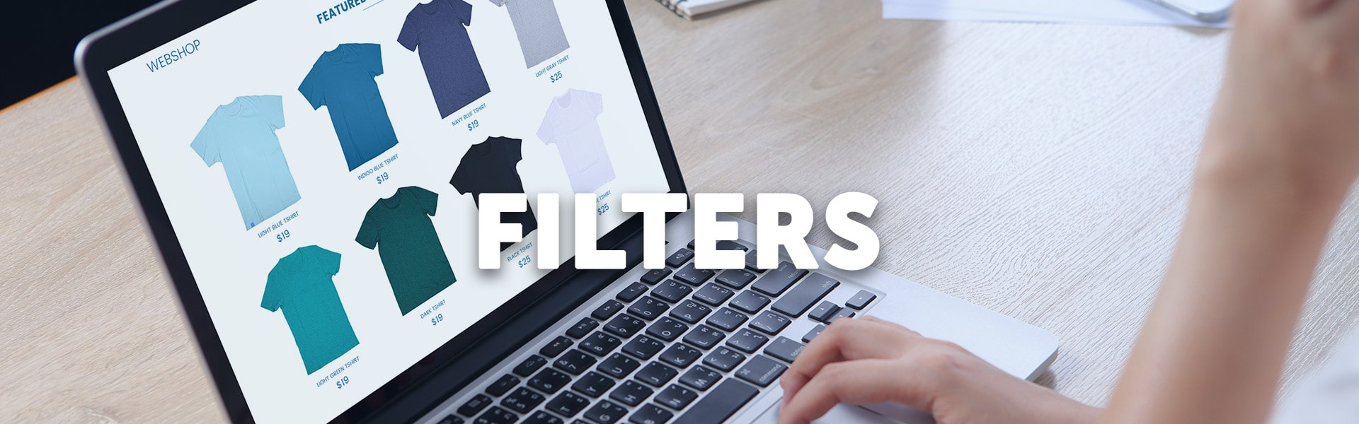 Filters in jouw webshop