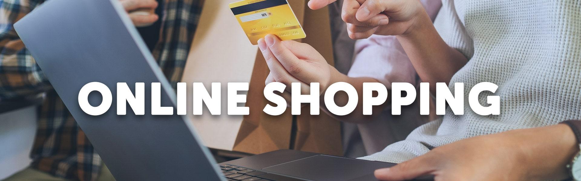 Jongeren geven voorkeur aan online shoppen