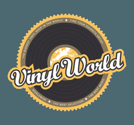 Logo ontwerp voor Vinyl World