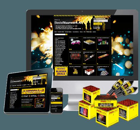 Fullservice aanpak voor vuurwerk verkoop