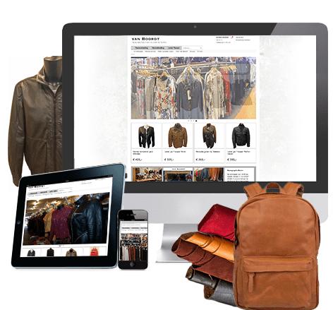 Webwinkel van Boordt Lederwaren